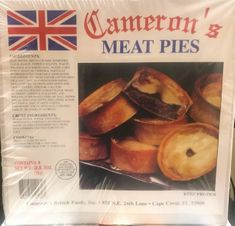 Cameron's Meat Pies - 8pk