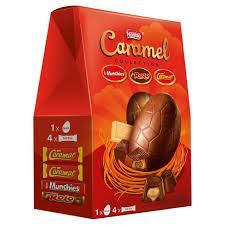 Caramel Collection Egg - 364g - Sold Out 2020