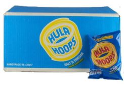 CASE of 32 KP Hula Hoops - 10% Off - Salt and Vinegar -  - Sold Out