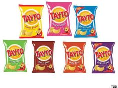 CASE of 32 Tayto Crisps & Snacks 10% off - Pick Your Flavour -currently unavailable