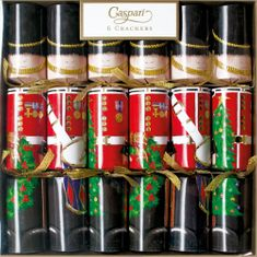 Caspari Palace Guard Crackers - 6 pack - Not Available 2019