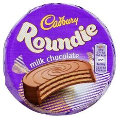 CDM Roundie Milk Chocolate Individual - 30g - Sold Out