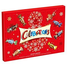 Celebrations Advent Calendar - 234g - Sold Out