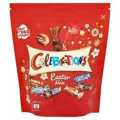 Celebrations Easter Mix - 450g - Sold Out 2020