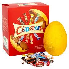 Celebrations Large Egg - 248g  - Sold Out 2021