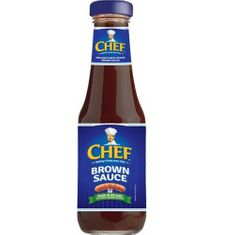 Chef Brown Sauce - 330g - 4 In Stock