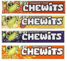 Chewits Sweets
