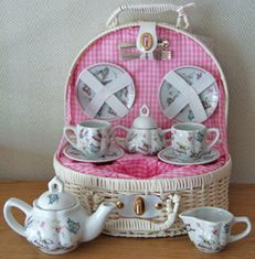 Children's Butterfly Tea Set - Sold Out