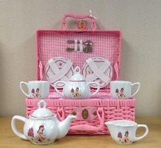 Children's Tea Set - Princess - Sold Out