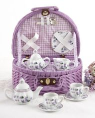Children's Violets Tea Set - Sold Out