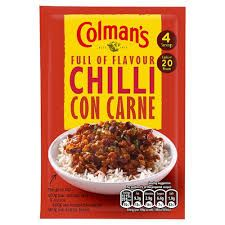 Coleman's Chilli Con Carne - 50g - Sold Out