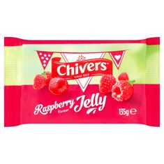 Chivers Raspberry Jelly - 135g - Sold Out