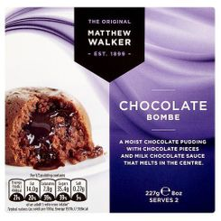 Matthew Walker Chocolate Bombe - 227g - Sold Out