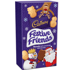 Chocolate Festive Friends - 150g - Sold Out 2020