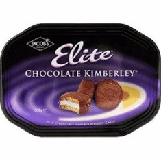 Jacob's Elite Chocolate Kimberley Tin - 660g - Sold Out