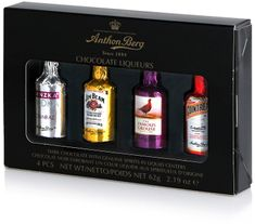 Anthon Berg Chocolate Liquers 4pc - 62g - Not Available 2019