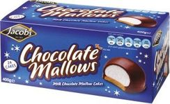 Jacob's Chocolate Mallows Carton - 400g - Sold Out
