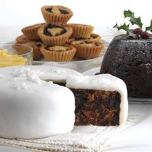 Cakes, Puddings and Pies