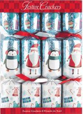 Walpert Santa and Reindeer Crackers - 8 pack - Sold Out