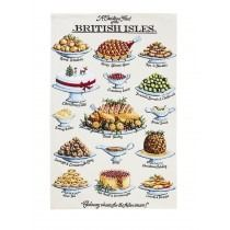 Christmas Feast Tea Towel - Sold Out