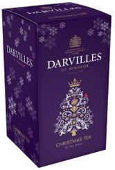 Darvilles of Windsor Christmas Tea - 50ct Bags