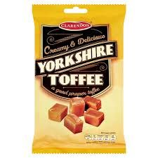 Clarendon Yorkshire Toffee - 180g
