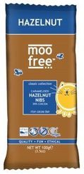 Moo Free Classic Organic Caramelised Hazelnut Nibs- 100g - Sold Out