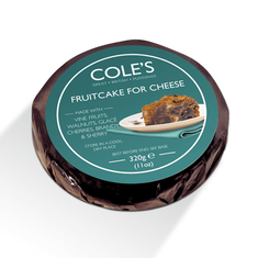 Cole's Fruitcake for Cheese - 320g - Sold Out