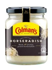 Colman's Horseradish Sauce - 136g -Sold Out