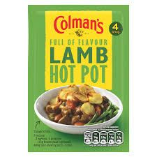 Colman's Lamb Hotpot - 40g - Sold Out