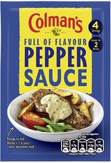 Colman's Pepper Sauce - 40g - Sold Out