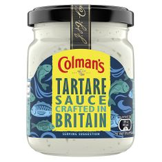 Colman's Tartare Sauce - 144g -Sold Out