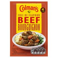 Colman's Beef Bourguignon - 40g - Sold Out