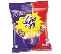 Dairy Milk Mini Creme Egg Bag - 89g  - sold out