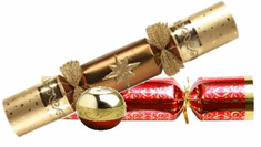 Popping Holiday Crackers
