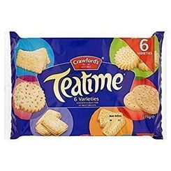 Crawford's Teatime - 275g - 3 In Stock