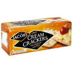 Jacob's Cream Crackers - 200g