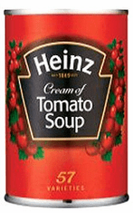 Heinz Cream of Tomato Soup - 376g
