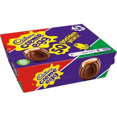 Cadbury Creme Eggs - 5pk - 200g - Sold Out 2021