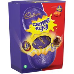 Creme Egg Giant Egg - 497g - Sold Out 2020