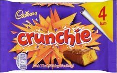 Crunchie - 4pk -Sold Out