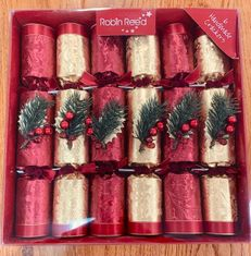 Robin Reed Beaujolais Crackers - 6 pack
