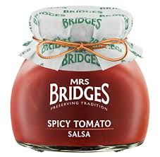 Mrs. Bridges Spicy Tomato Salsa - 100g