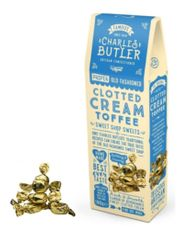 Charles Butler Clotted Cream Toffee - 190g