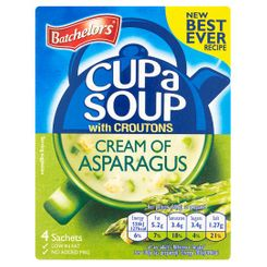 Batchelor's Cup a Soup Cream of Asparagus - 117g - Sold Out
