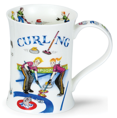 Dunoon Curling - Cotswold - Sold Out
