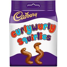 CurlyWurly Squirlies Pouch - Sold out
