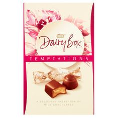Dairy Box Temptations Carton - 72g - Sold Out