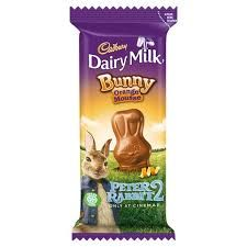 Dairy Milk Bunny - Orange Mousse - 30g - Sold Out