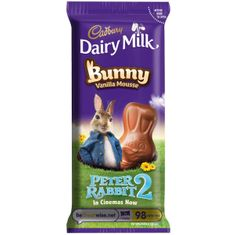 Dairy Milk Bunny - Vanilla Mousse - 30g - Sold Out 2021